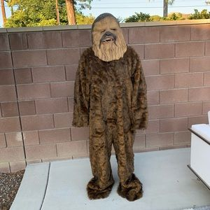 Chewbacca costume for adult